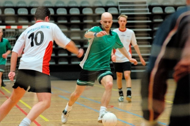 Zaalvoetbalcompetitie regio Noord-Limburg