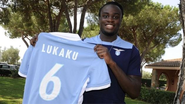 """Lazio stelt Jordan Lukaku voor: """"Ik kan hier nog veel progressie maken"""""""
