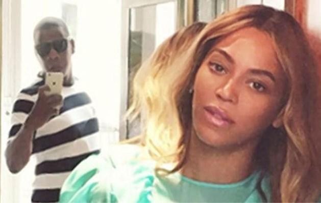 Foto van Beyoncé zet het internet in rep en roer