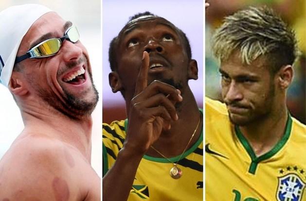 Wordt één van deze drie dé ster van Rio?