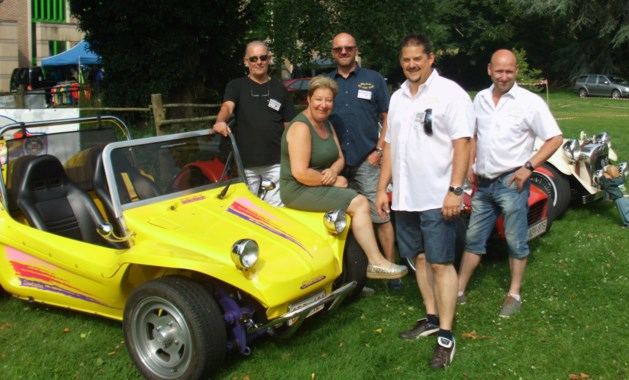 Glimmende buggy's en kit-cars  op geslaagd 'Midsummer Buggyweekend'