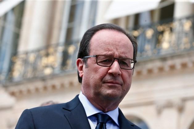 President Hollande kondigt oprichting Nationale Garde aan