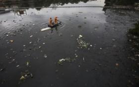 Atleten krijgen advies om mond te sluiten tijdens Olympische Spelen door vervuild water