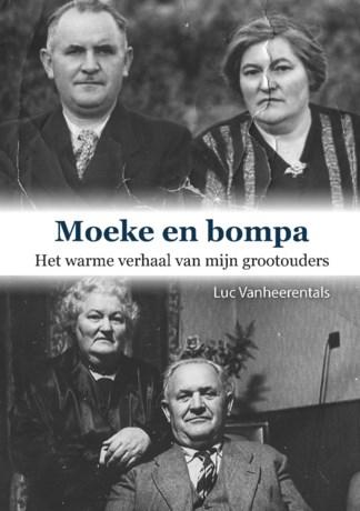 Mijn nieuw boek 'Moeke en bompa. Het warme verhaal van mijn grootouders'