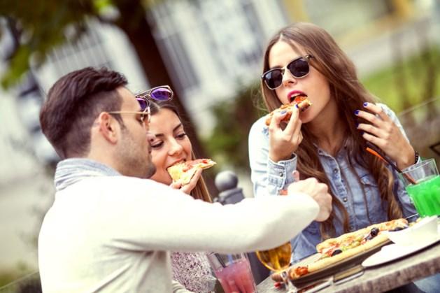Jonge mensen vinden eten net zo belangrijk als seks