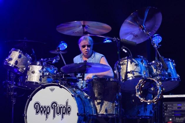 Deep Purple mét drummer Ian Paice vrijdag op Suikerrock
