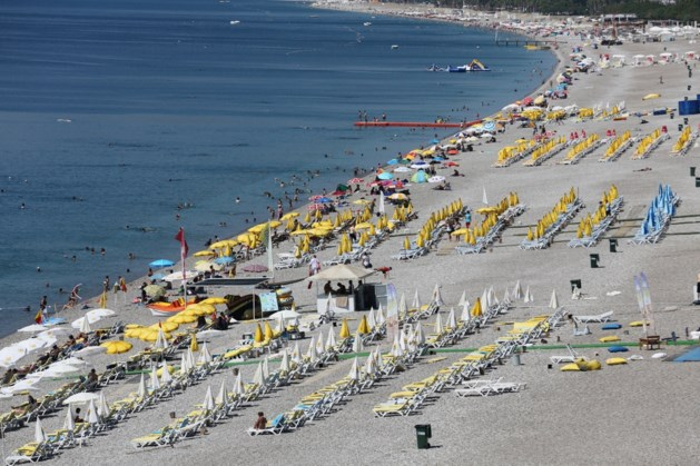 Toerisme in Turkije krijgt harde klappen