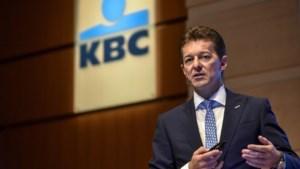 KBC schenkt aandeelhouders interimdividend