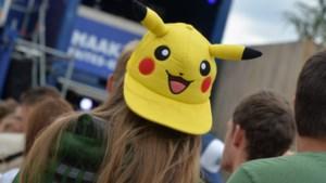 Hoe zit dat eigenlijk met die Pokémon op Pukkelpop?
