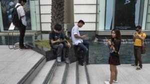 Aparte politie-eenheid moet in Bangkok Pokémon-spelers vatten