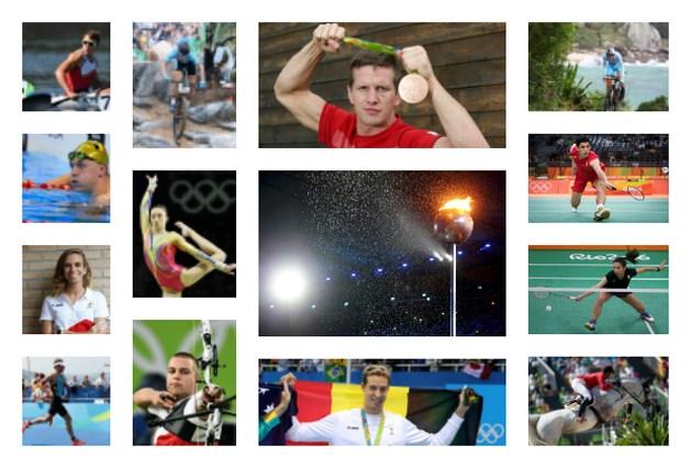 De Limburgse olympiërs: 2 medailles en pakken ervaring voor jonge atleten