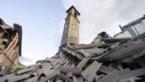 Kerkklok Amatrice blijft uur van aardbeving aangeven