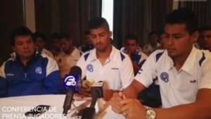 Zelfs met geluidsopname: spelers El Salvador weigeren WK-kwalificatiewedstrijd te vervalsen
