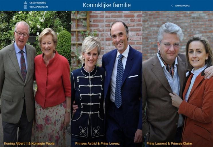 Koning Filip schrapt familieleden uit stamboom op nieuwe website