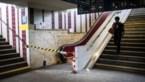 Roltrap station Hasselt nog steeds buiten dienst: