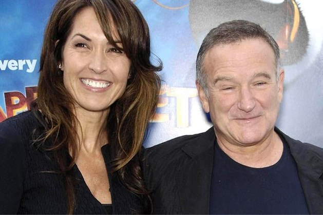 Weduwe onthult de vreselijke lijdensweg die Robin Williams het leven kostte