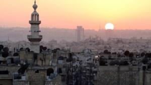 Bombardementen op Aleppo stopgezet