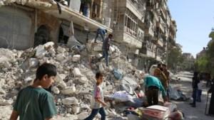 Humanitair bestand in Aleppo van start: burgers kunnen stad verlaten