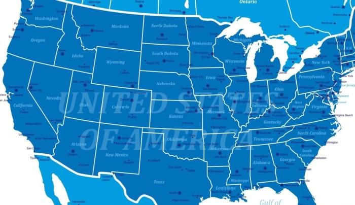 Op wie stemmen de Limburgers in de VS?