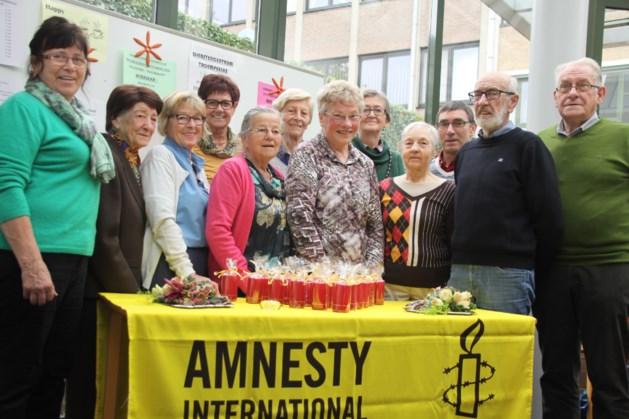 10 jaar schrijven voor Amnesty International