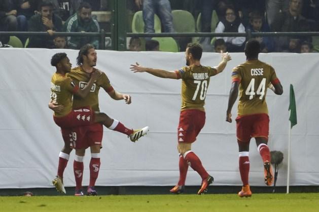 Standard vindt tweede adem in Europa League na heerlijk doelpunt Cissé
