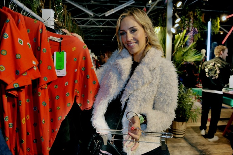 BV's mogen als eerste de collectie van Kenzo voor H&M shoppen