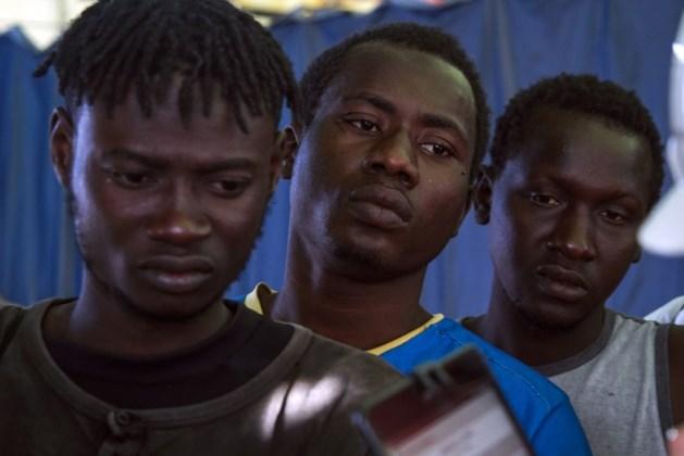 """""""EU-leiders drijven Italiaanse autoriteiten in sommige gevallen tot foltering van vluchtelingen"""""""