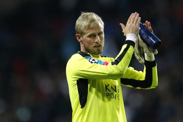 Moet Leicester doelman missen tegen Club Brugge?