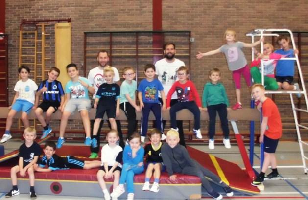 Sportdagen voor kleuter en lager onderwijs