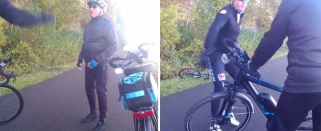 """Waalse wielertoeristen hard aangepakt in Riemst: """"Ga in Wallonië fietsen"""""""