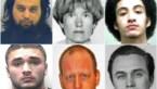 Deze twintig criminelen zijn 'Belgium's Most Wanted'