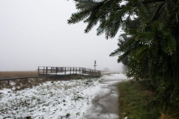 Dit weekend vallen eerste sneeuwvlokken