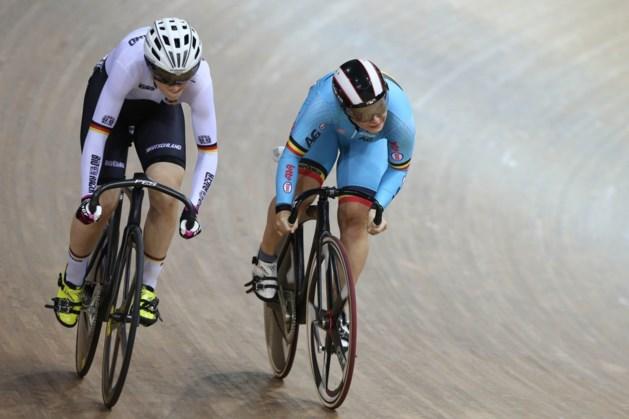 Pech voor Belgen op wereldbeker baanwielrennen in Glasgow