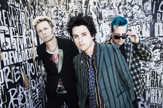 Pinkpop verwelkomt Green Day