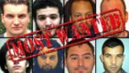 Paar uur na lancering 'Most wanted'-site al arrestatie