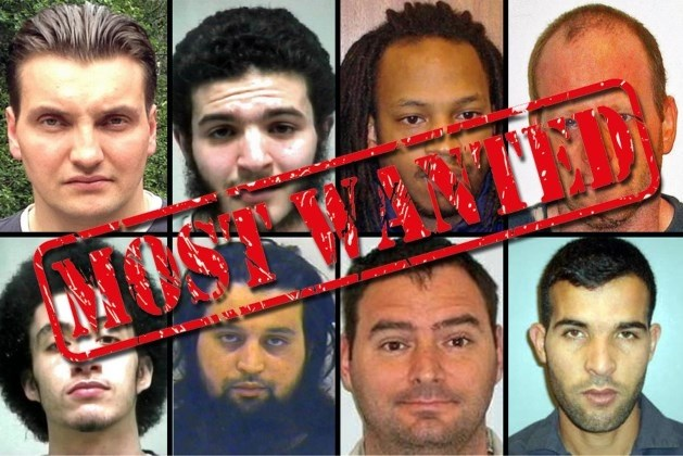 Paar uur na lancering 'Most wanted'-site al arrestatie