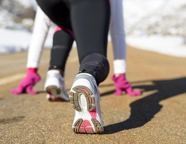 Daarom is joggen in de winter goed voor je