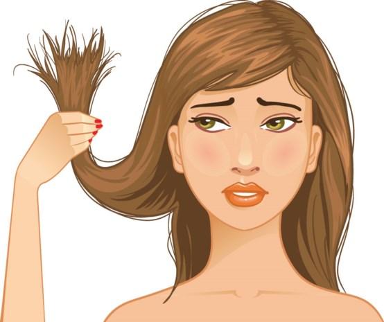 """ADVIES. """"Kan je droge haarpuntjes nog redden?"""""""