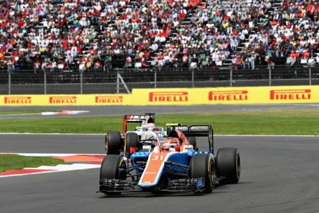 Esteban Ocon wordt de vervanger van Nico Hülkenberg bij Force India