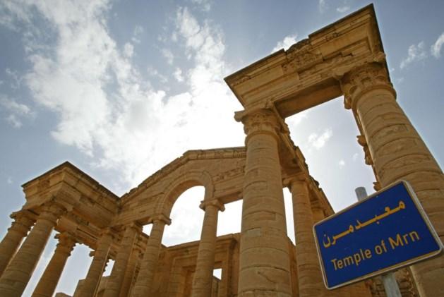 Iraakse troepen naderen historische stad Nimrud in strijd tegen IS