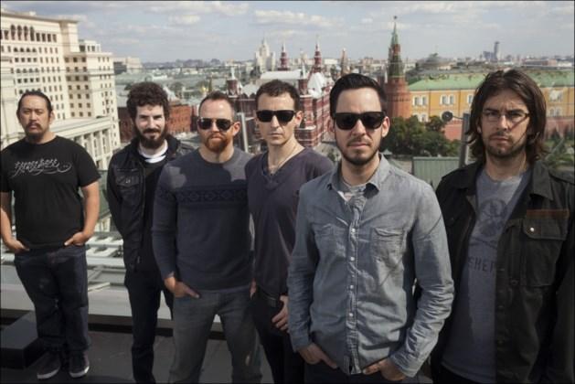 Amerikaanse rockband Linkin Park komt naar Rock Werchter