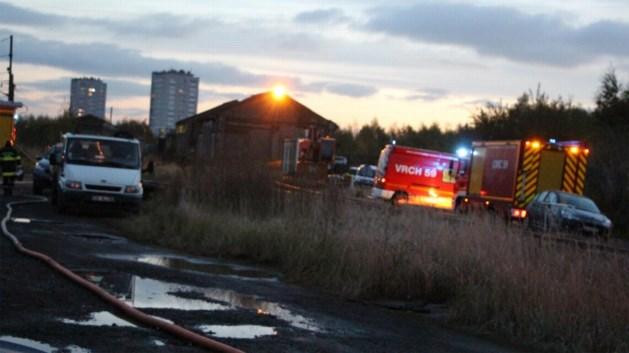 Trein met gevaarlijk materiaal ontspoord in omgeving Rijsel