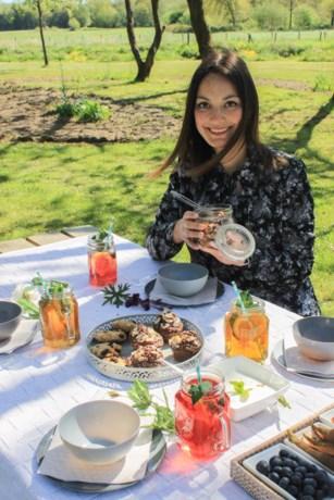 Landrie Housmans presenteert kookboek
