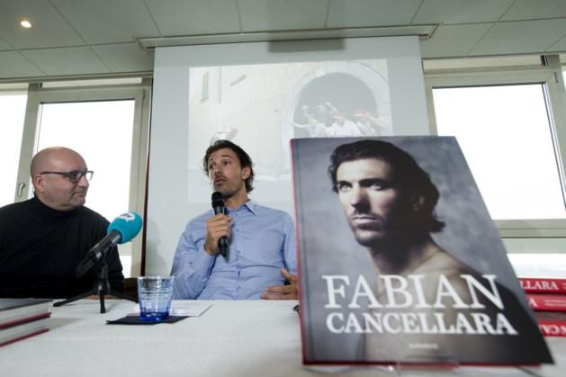 Fabian Cancellara presenteert afscheidsboek