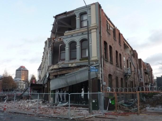 Minstens twee doden na aardbeving in Nieuw-Zeeland