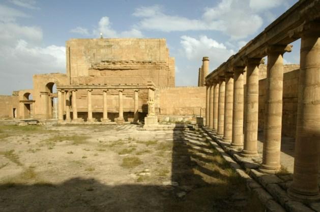 Iraaks leger herovert historische stad Nimrud op IS