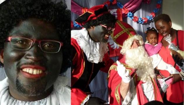 """Zwarte politicus verkleedt zich als Zwarte Piet: """"Deze discussie draagt echt niet bij tot verdraagzaamheid"""""""