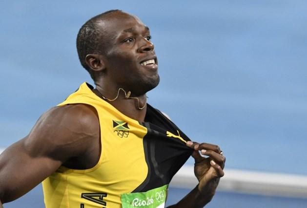 Usain Bolt traint binnenkort mee met Borussia Dortmund