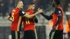 Rode Duivels voetballen Estland in de vernieling met doelpuntenkermis