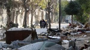 Na drie weken opnieuw luchtaanvallen op Aleppo